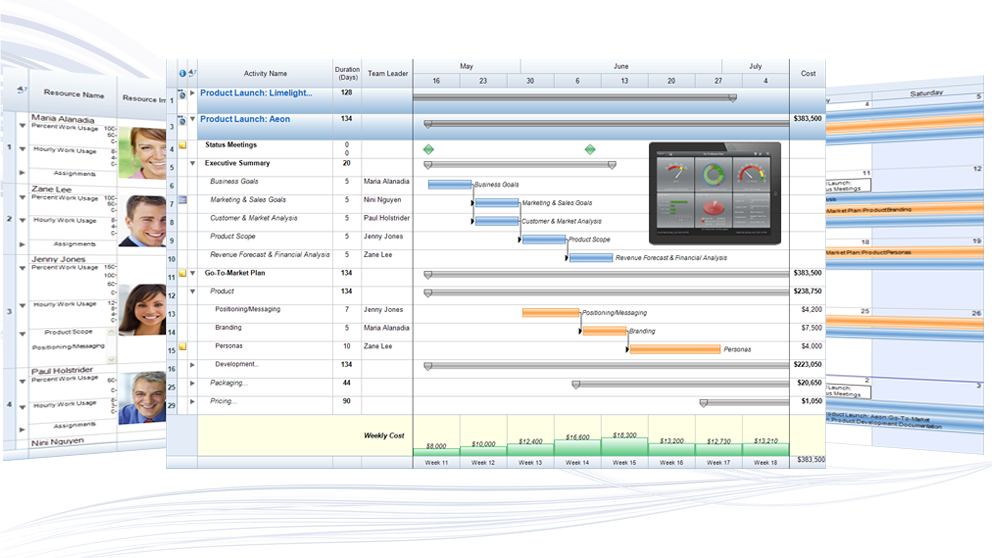 Project Management Software, Project Tracking Software | AEC Software